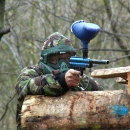 Paintball Brighouse, West Yorkshire