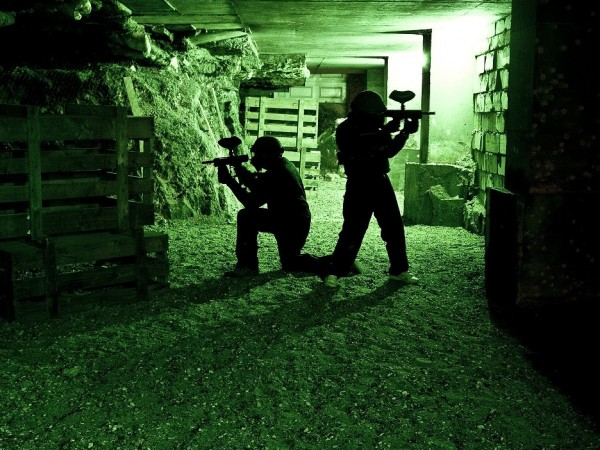 Indoor Paintball Docklands, Greater London